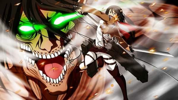 Attack on Titan / Shingeki no kyojin (進撃の巨人)