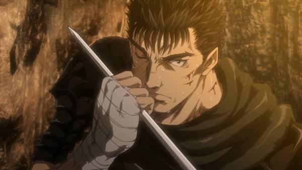 Berserk - Melhores Animes de Ação