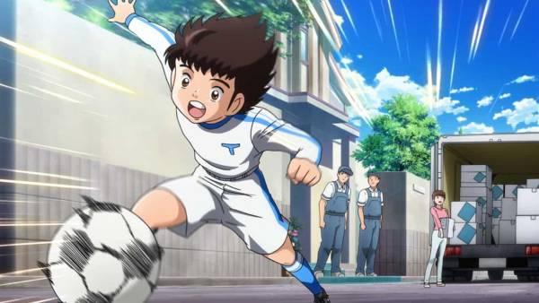 Captain Tsubasa - Melhores Animes de Futebol