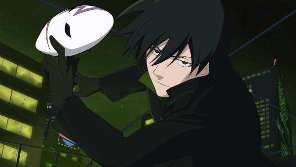 Darker than Black - Melhores Animes de Ação
