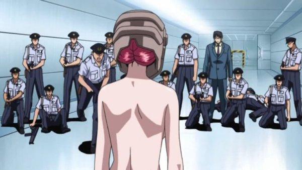 Elfen Lied - Animes de Terror