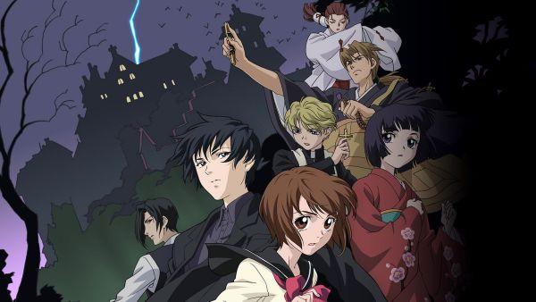 Ghost Hunt - 10 Animes de Terror verdadeiramente assustadores