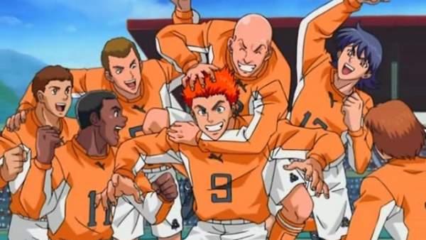 Hungry Heart - Melhores Animes de Futebol
