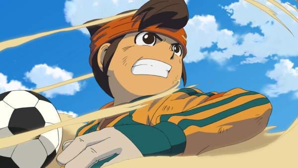 Inazuma Eleven - Melhores Animes de Futebol
