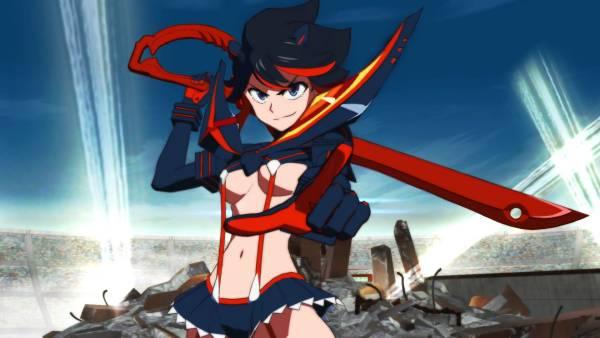 Kill la Kill - Melhores Animes de Ação