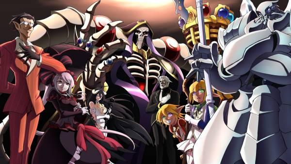 Overlord - Animes de RPG