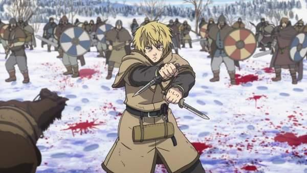 Vinland Saga - Melhores Animes de Ação
