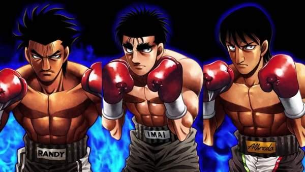 Hajime No Ippo - Melhores Animes de Luta
