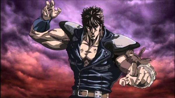 Hokuto no Ken - Melhores Animes de Luta