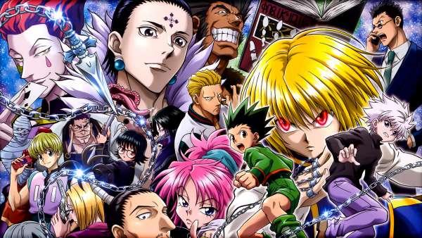 Hunter x Hunter - Melhores Animes de Luta