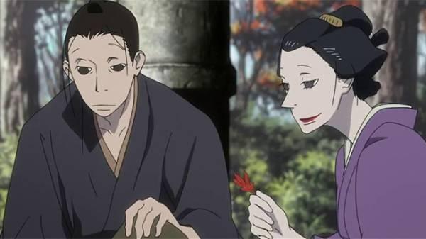 Saraiya Goyou- Melhores Animes de Samurai