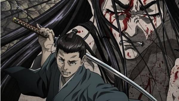 Shigurui- Melhores Animes de Samurai
