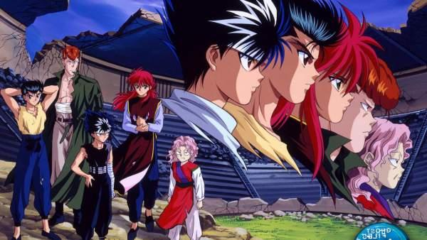 Yu Yu Hakusho - Melhores Animes sobre Luta