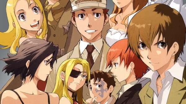 Baccano! - Melhores Animes de Mistério