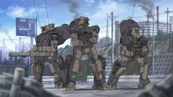 Code Geass - Melhores Animes de Guerra