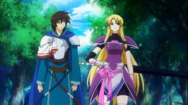 Densetsu no Yuusha no Densetsu - Melhores Animes de Magia