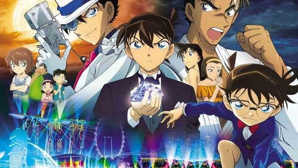 Detective Conan - Melhores Animes de Detetive