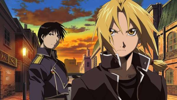 Fullmetal Alchemist: Brotherhood - Melhores Animes de Guerra