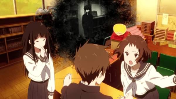 Hyouka - Melhores Animes de Mistério