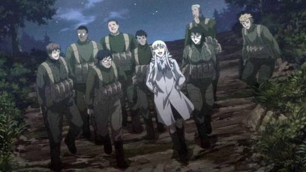 Jormungand - Melhores Animes de Guerra