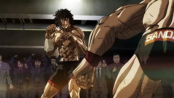 Kengan Ashura - Melhores animes de artes marciais