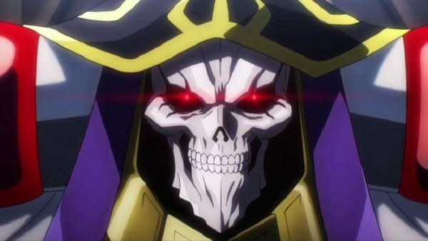 Overlord - Melhores Animes de Magia