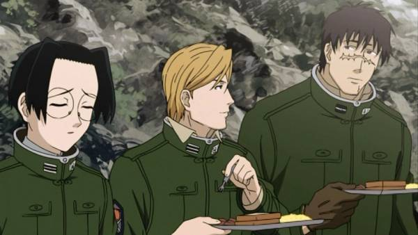 Pumpkin Scissors - Melhores Animes de Guerra