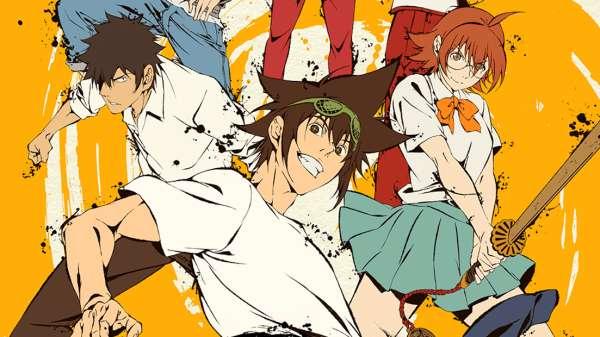 The God Of High School - Melhores animes de artes marciais
