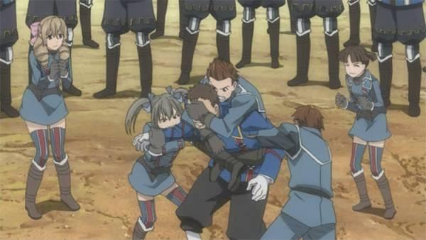 Valkyria Chronicles - Melhores Animes de Guerra