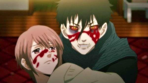 Melhores Animes de Vampiro