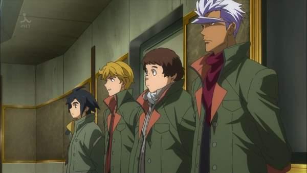 Mobile Suit Gundam: Iron-Blooded Orphans - Melhores Animes de Guerra