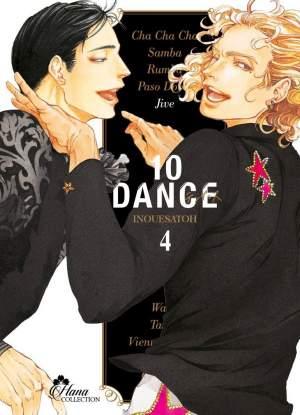 10-Dance-Mangá
