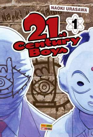 21st-Century-Boys-Mangá