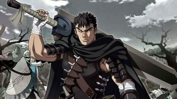 Berserk - Melhores Animes Medievais