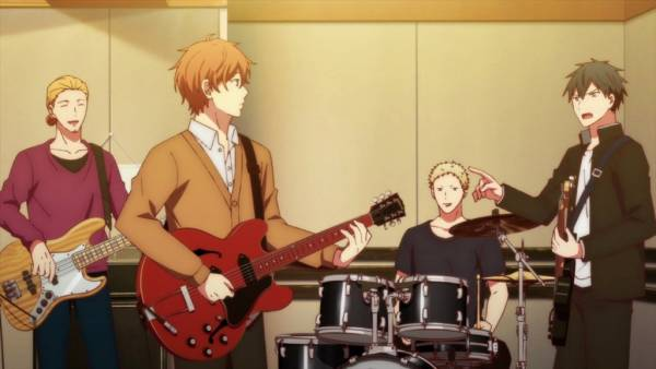 Given - Melhores Animes de Música