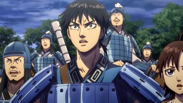 Kingdom - Melhores Animes Medievais