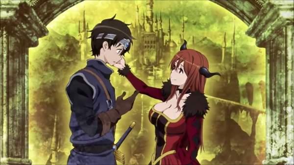 Maoyuu Maou Yuusha - Melhores Animes de Demônios