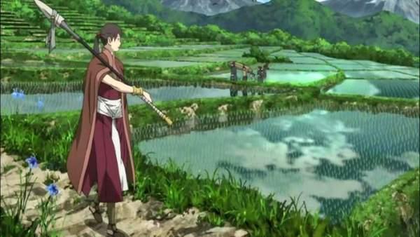 Seirei no Moribito - Melhores Animes Medievais