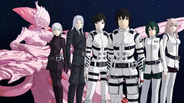 Sidonia-no-Kishi-Melhores-Animes-Seinen