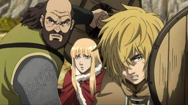 Vinland Saga - Melhores Animes Medievais