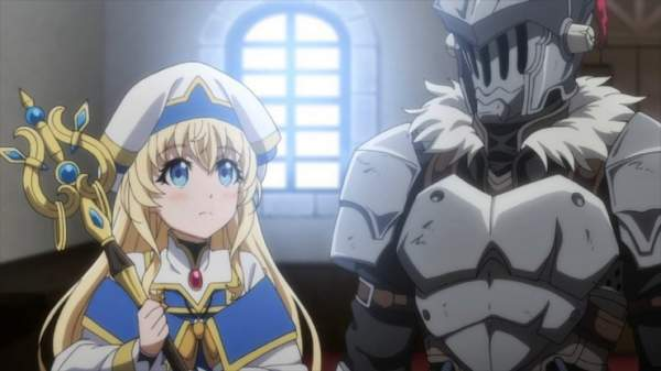Goblin Slayer - Melhores Animes Medievais