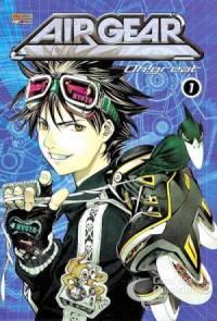Air-Gear-Manga