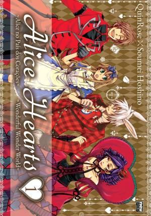 Alice Hearts Mangá