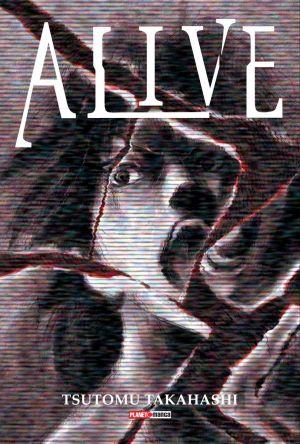 Alive-Mangá