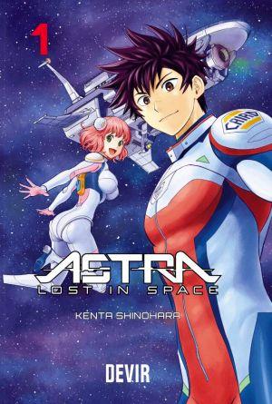 Astra Lost in Space Mangá  Kanata no Astra
