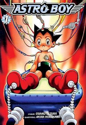 Astro Boy Mangá