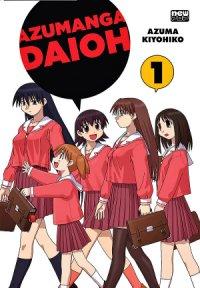 Azumanga-Daioh-Manga