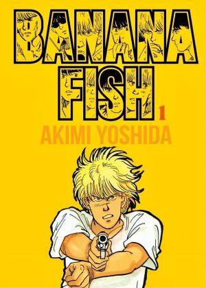 Banana Fish Mangá