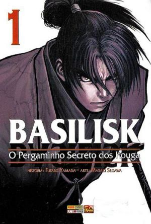 Basilisk-Mangá
