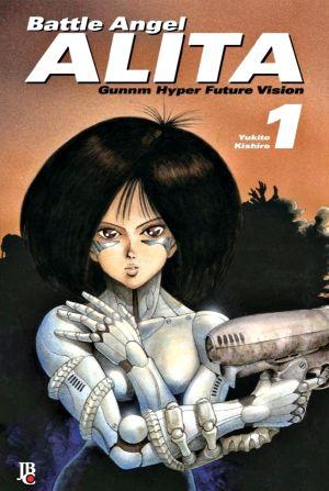 Battle-Angel-Alita-Manga